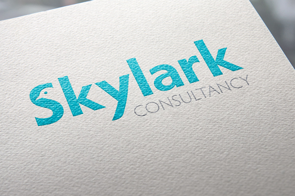 Logo design for Skylark Consultancy