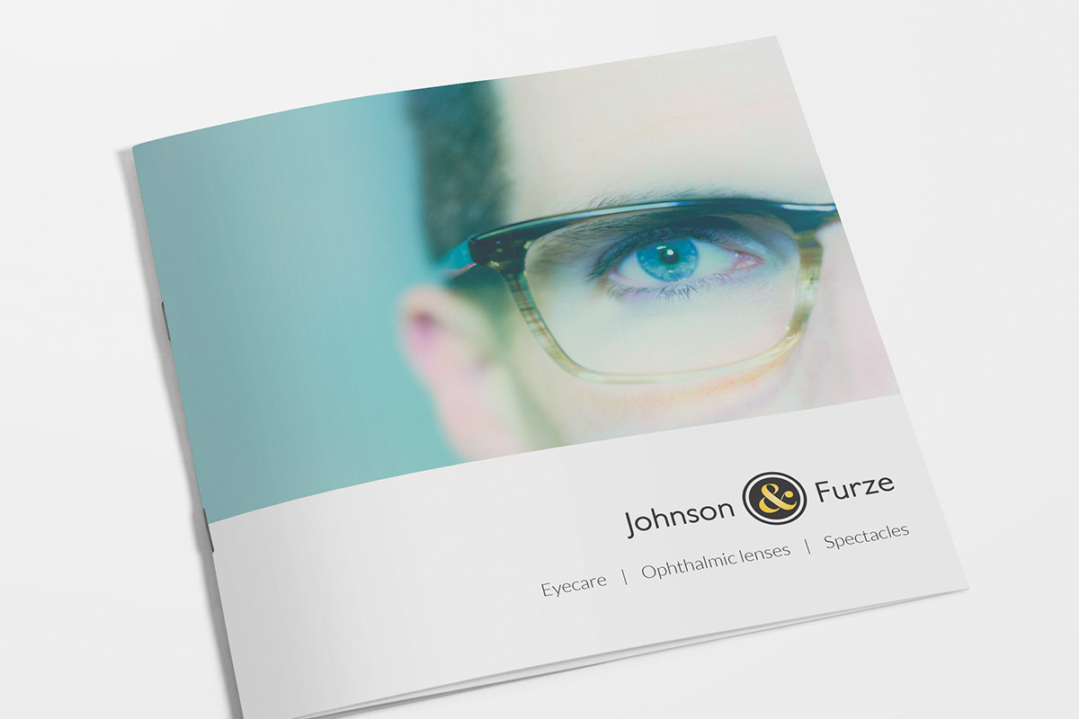 Brochure design for Johnson & Furze